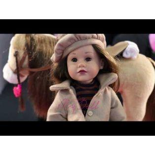 Gotz Little Kidz Doll Lotta XM, 36cm alternate image