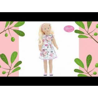 Petitcollin Finouche Rose Doll, Limited Edition 100, 48cm alternate image