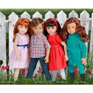 Maru & Friends Mini Pal Savannah 33cm Doll alternate image