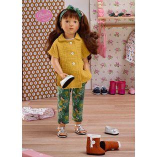 Petitcollin Finouche Charlotte Doll 48cm