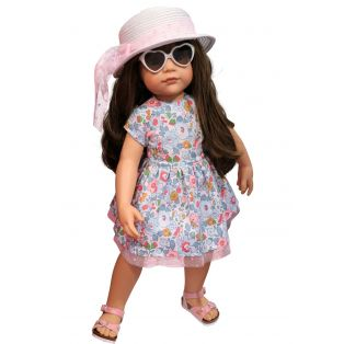 Gotz Hannah Summertime Doll, XL