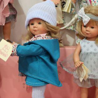 D'Nenes Marieta Doll (Blue Forest) 36cm
