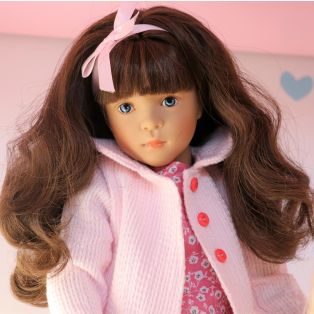 Petitcollin Finouche Noemie Doll 48cm alternate image