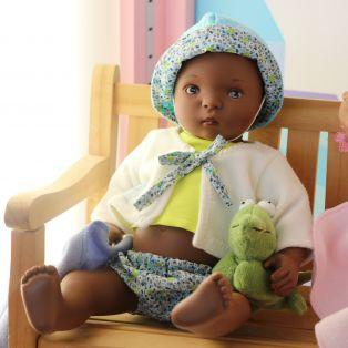 Petitcollin Bibichou Teddy Baby Doll 35cm