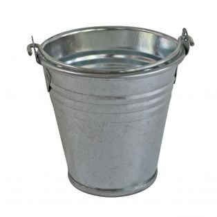 Metal Gardening Bucket For Dolls alternate image