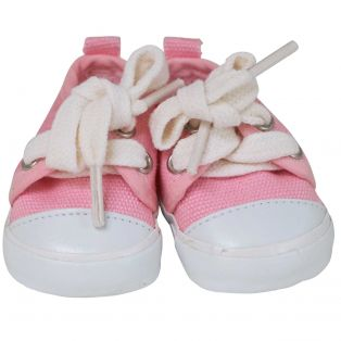 Tennis Shoes (Pink)