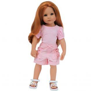 Pink Cotton Shorts 45-50cm