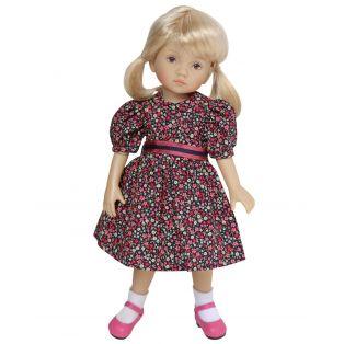 Boneka Blossom DRESS & SHOES 24cm Boneka/26cm Heidi Plusczok