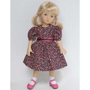 Boneka Blossom DRESS & SHOES 24cm Boneka/26cm Heidi Plusczok alternate image