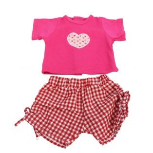 My Doll Best Friend Lots Of Love PJs size 40-52cm