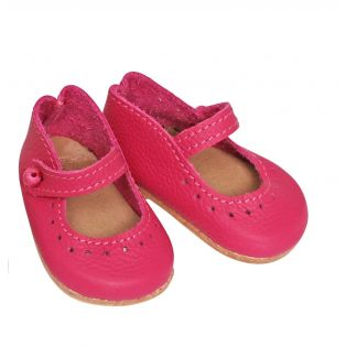 Wagner Doll Shoes Group 4 Style Louisa - FUCHSIA