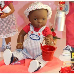 Petitcollin Bibichou Nick Baby Doll 35cm