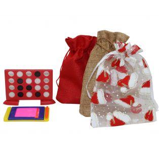 1 Starter Santa Sack & 2 Toys