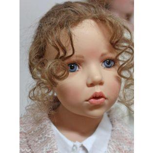 """Hildegard Gunzel Artist Resin Doll Inka 2015 85cm 33.5"""""""