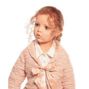 Hildegard Gunzel Artist Resin Doll Inka 2015 85cm 33.5