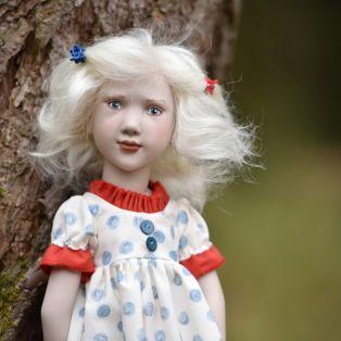 Zwergnase Junior Children of The World Doll 2021 Jala, 50cm