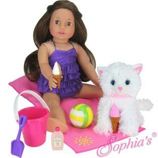 Sophia's 7 Piece Beach Day Set