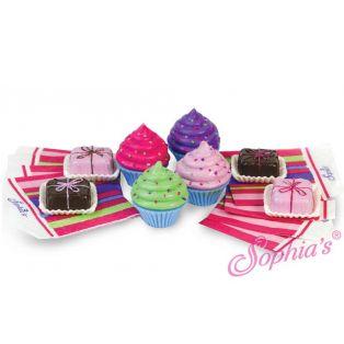 Sophia's Cupcake & Petits Fours Set alternate image