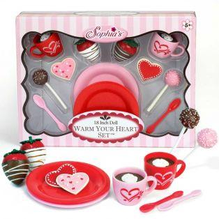 Sophia's Warm Your Heart Hot Cocoa & Sweets Set
