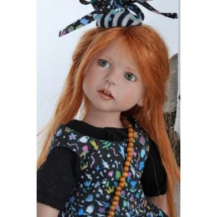 Zwergnase Art Doll 2015, Jolien Limited Edition 75, 45cm
