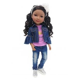 Ruby Red Galleria Fashion Friends Be Confident Kayla Doll 36cm