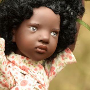 Zwergnase Junior Children of The World Doll 2021 Lamia, 50cm