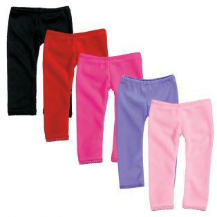 Sophia's Leggings In Light Pink