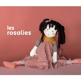 Moulin Roty Prunelle Rag Doll Les Rosalies, 45cm  alternate image