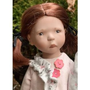 Zwergnase Junior Doll 2021, Lica 35cm