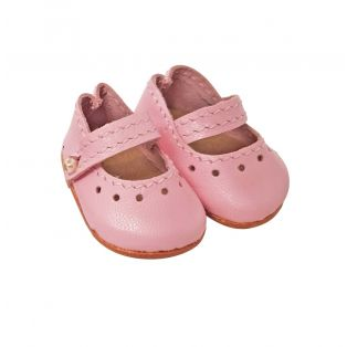 Wagner Doll Shoes Group C Style Louisa - PALE PINK