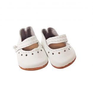 Wagner Doll Shoes Group C Style Louisa - WHITE