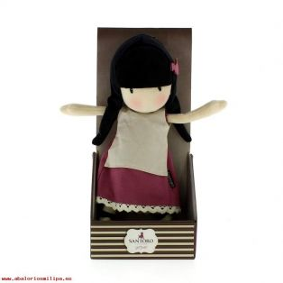 Santoro Gorjuss Rag Doll  - The Lost Heart, 65cm  alternate image