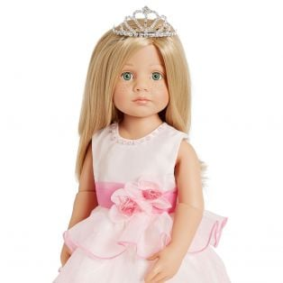 My Doll Best Friend Sparkly Doll Tiara size 40-55cm  alternate image