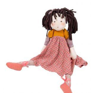 Moulin Roty Prunelle Rag Doll Les Rosalies, 45cm
