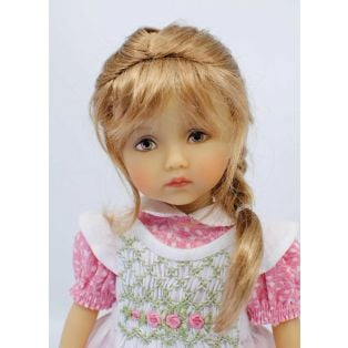 BONEKA Monday's Child BROWN EYES Mila 25cm Doll