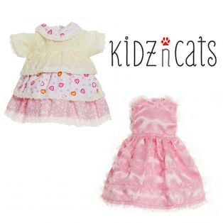 Kidz 'n' Cats MINI Clothing Set 3 Includes Mini Rose & Lilou Dresses
