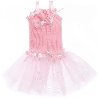 Kidz 'n' Cats MINI Clothing Set 1 Laura Dress & Ballet Tutu 21cm alternate image