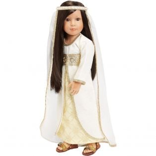 Jewel Fun In Faith Doll Princess Esther (46cm) JEWISH