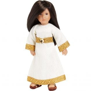 Fun In Faith Doll Esther (21cm) JEWISH alternate image