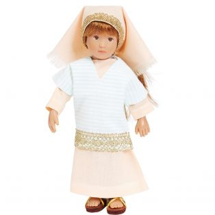 Fun In Faith Doll Rebekah (21cm) JEWISH alternate image