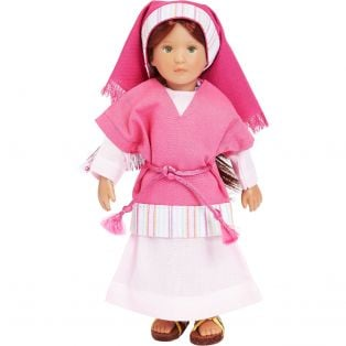 Fun In Faith Doll Rahab (21cm) JEWISH alternate image