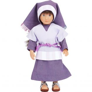 Fun In Faith Doll Ruth (21cm) JEWISH alternate image