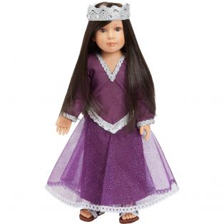 Jewel Fun In Faith Doll Queen Esther (46cm) ENGLISH
