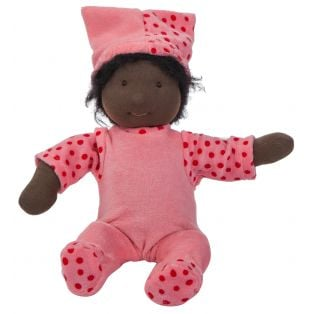 Ciao Bimba Mini Bambina Waldorf Baby Girl Doll Nailah alternate image
