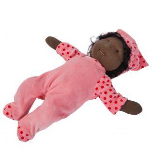 Ciao Bimba Mini Bambina Waldorf Baby Girl Doll Nailah
