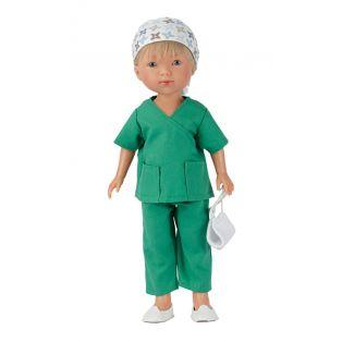 Frontline Workers Surgeon Boy Doll Nylo, 28cm