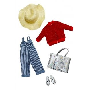 Ruby Red Galleria Fashion Friends Picnic In The Park Outfit	 alternate image