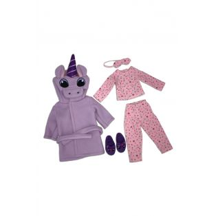 Ruby Red Galleria Fashion Friends Fashion Unicorn Dreams Outfit 36cm alternate image
