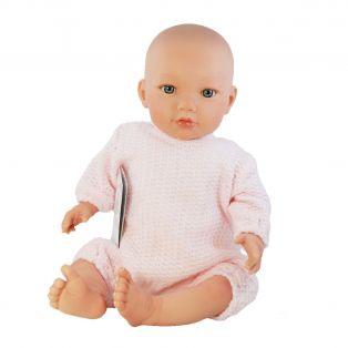 Marina & Pau Pink Knit  Romper Set 43 -  45cm
