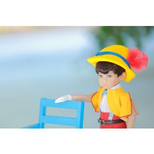 Maru & Friends Mini Pal Limited Edition Pinocchio Doll, 33cm